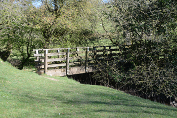 Bridge over Ings Beck
